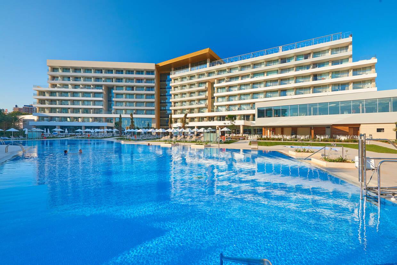 Piscine - Hipotels Playa de Palma Palace 5* Majorque (palma) Baleares