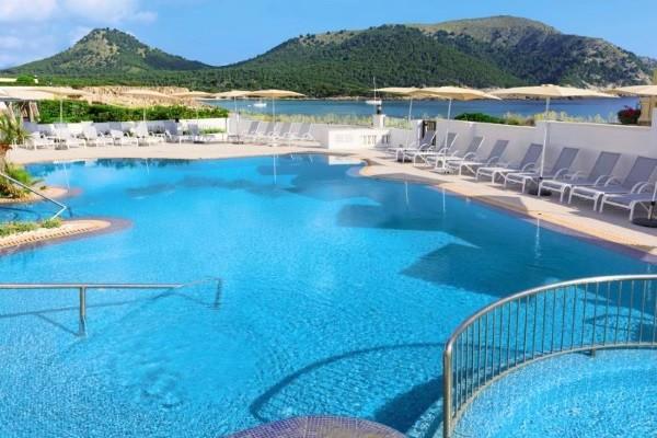 Piscine - Hôtel HSM Regana 4* Majorque (palma) Baleares