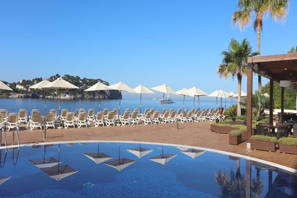Piscine - Hôtel Iberostar Jardin del Sol 4* Majorque (palma) Baleares