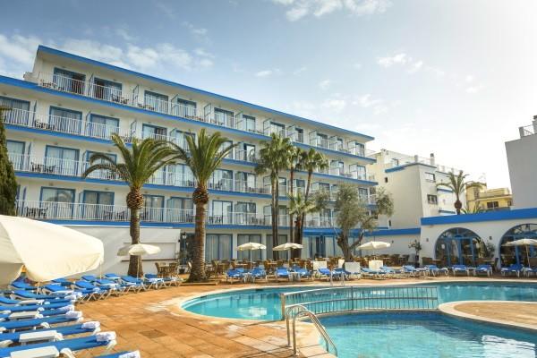 Piscine - Hôtel Ilusion Vista Blava 3* Majorque (palma) Baleares