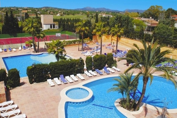 Piscine - Club Jet Tours Castell Dels Hams 4* Majorque (palma) Baleares