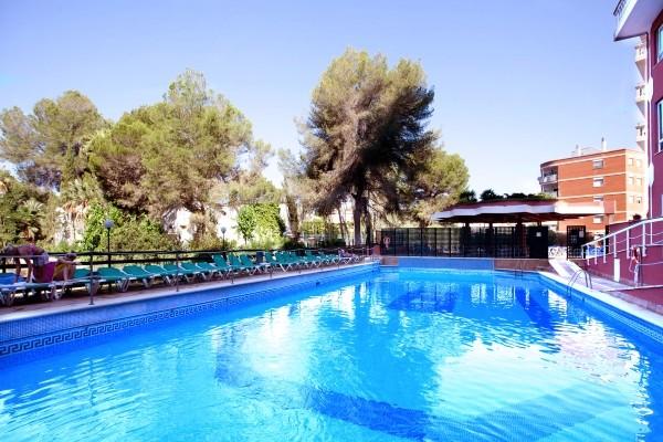 Piscine - Luna Park 3* Majorque (palma) Baleares