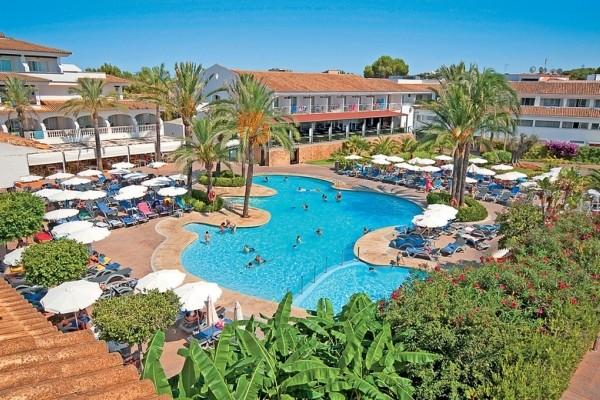 H tel luxiclub beach club font de sa cala bal ares palma for Hotel design palma de majorque