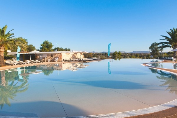 Piscine - Club Marmara Del Mar 3* Majorque (palma) Baleares