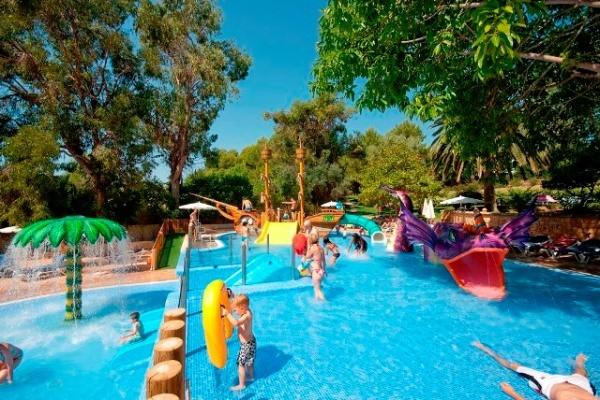 Piscine - Hôtel Naya Club Font de Sa Cala 4* sup Majorque (palma) Baleares