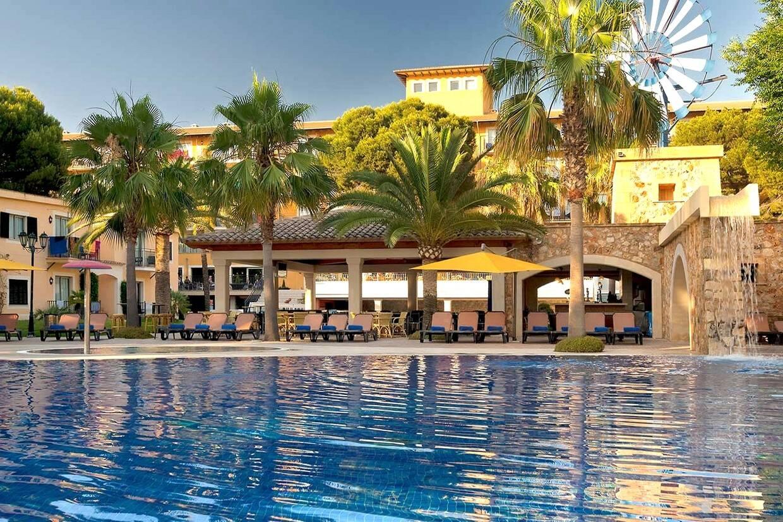 Piscine - Occidental Playa De Palma 4* Majorque (palma) Baleares