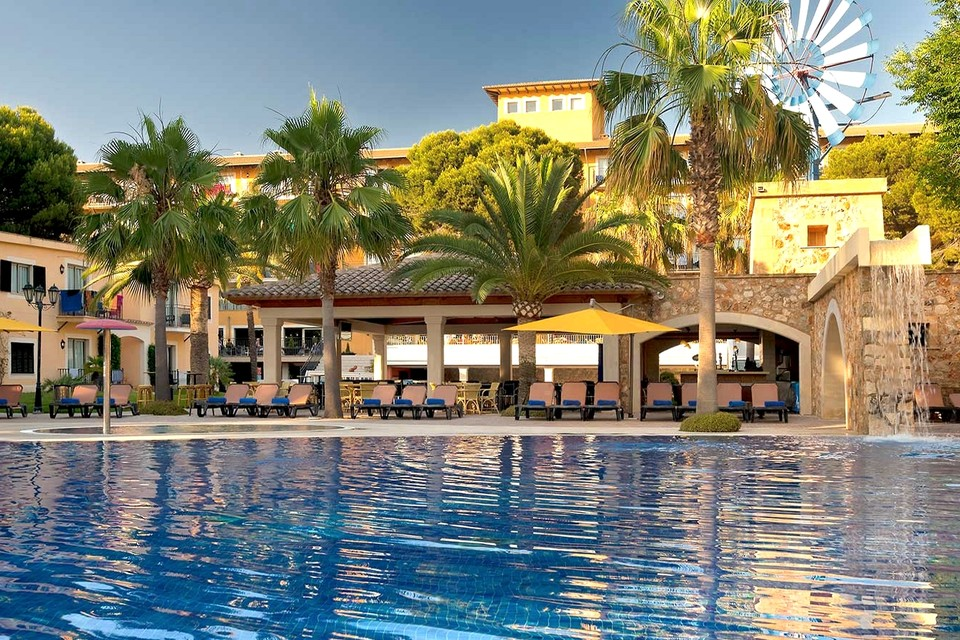 Hôtel Occidental Playa de Palma Majorque Baleares