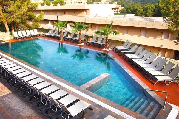 Piscine - Hôtel Ôclub Experience Occidental Cala Viñas 4* Majorque (palma) Baleares