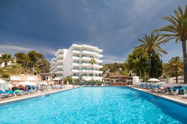 Piscine - Hôtel Ola Apartamentos Bouganvillia Majorque (palma) Baleares