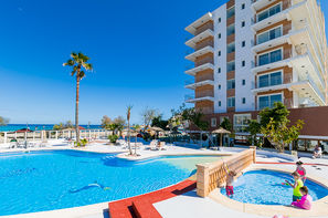 Baleares-Majorque (palma), Hôtel Playa Moreia