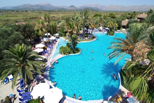 Piscine - Club PortBlue Pollentia Resort & Spa 4* Majorque (palma) Baleares