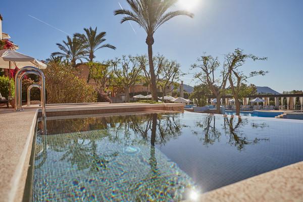 Piscine - Hôtel Pula Suites Boutique Resort 5* Majorque (palma) Baleares