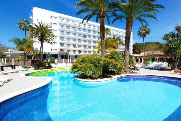 Piscine - Hôtel Riu Bravo 4* Majorque (palma) Baleares