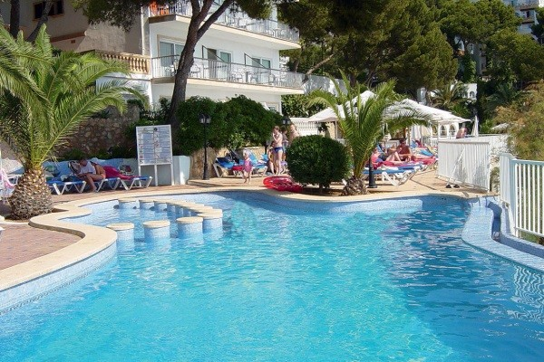 Piscine - Hôtel Roc Illetas 4* Majorque (palma) Baleares