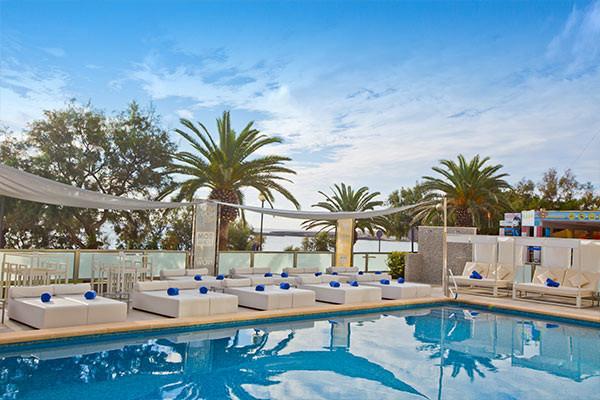 Piscine - Hôtel Seasun Fona 4* Majorque (palma) Baleares