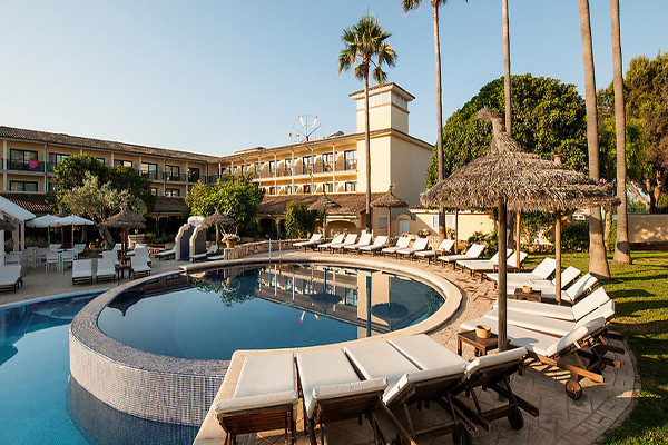 Piscine - Hôtel Sentido Mallorca Palace 5* Majorque (palma) Baleares