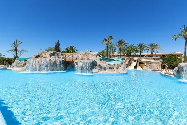 Piscine - Hôtel Sol Barbados 4* Majorque (palma) Baleares