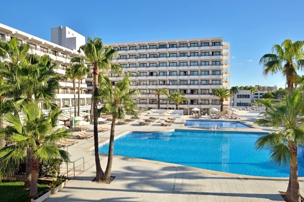 Piscine - Hôtel Sol by Melia Alcudia 4* Majorque (palma) Baleares