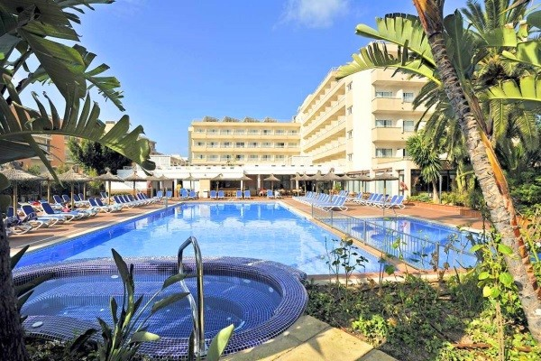 Piscine - Hôtel Suneoclub Globales Santa Ponsa 4* Majorque (palma) Baleares