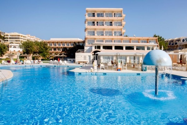 Piscine - Hôtel THB Cala Lliteras 4* Majorque (palma) Baleares