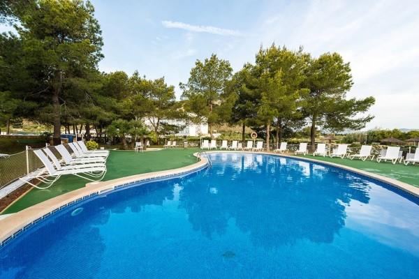 Piscine - Hôtel TUI Suneo Lagomonte 3* Majorque (palma) Baleares