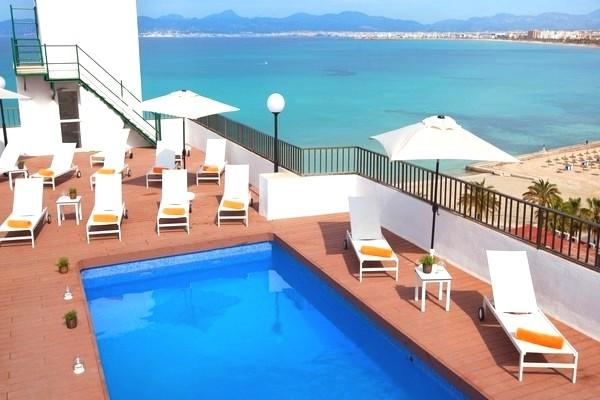 Piscine - Whala!beach 3* Majorque (palma) Baleares