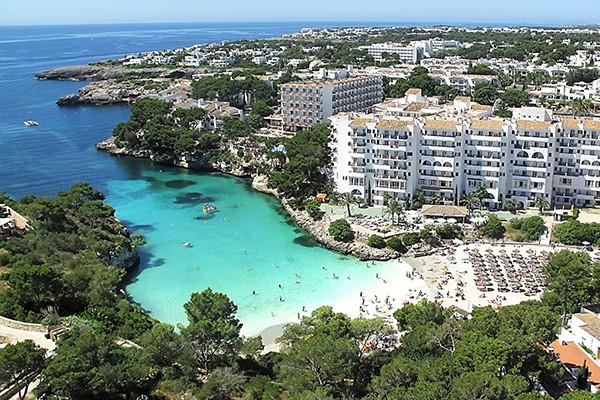 Plage - Hôtel Barcelo Ponent Playa 3*