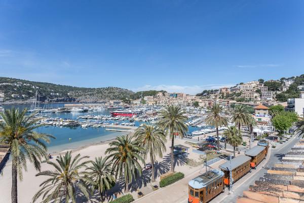 Plage - Hôtel Fergus Style Soller Beach 4* Majorque (palma) Baleares