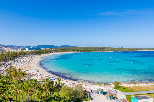 Plage - Club Framissima Palia Sa Coma Playa 4* Majorque (palma) Baleares