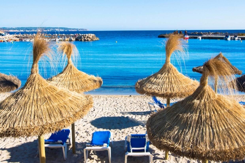 Plage - Hôtel Illusion Calma 3* sup Majorque (palma) Baleares
