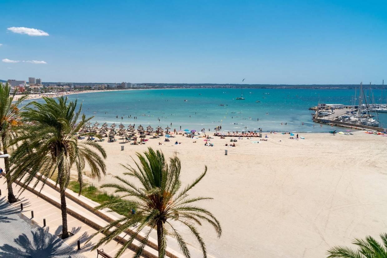 Plage - Las Arenas 4* Majorque (palma) Baleares