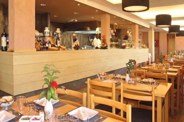 Restaurant - Hôtel Blau Punta Reina Resort 4* Majorque (palma) Baleares