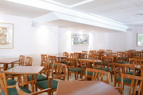 Restaurant - Hôtel BQ Belvedere 3* Majorque (palma) Baleares