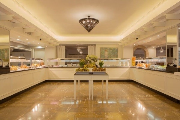 Restaurant - Hôtel Castel del Hams 4* Majorque (palma) Baleares