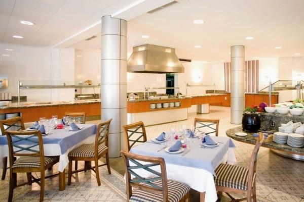 Restaurant - Hôtel Club Martha's 4* Majorque (palma) Baleares