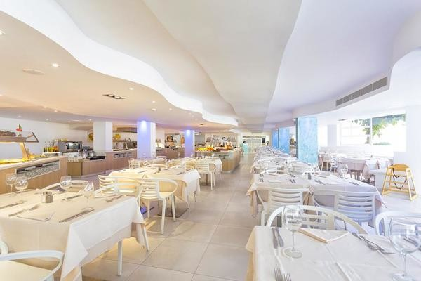 Restaurant - Hôtel Fergus Style Cala Blanca Suites 4* Majorque (palma) Baleares