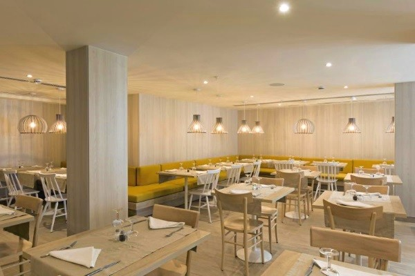 Restaurant - Hôtel HSM Son Veri 3* sup Majorque (palma) Baleares