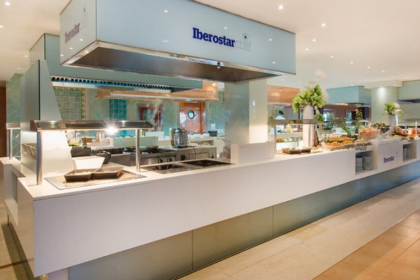 Restaurant - Hôtel Iberostar Albufera Playa 4* Majorque (palma) Baleares