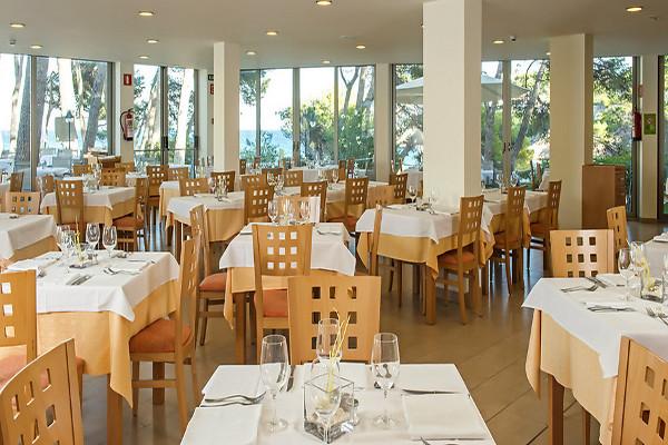 Restaurant - Hôtel Iberostar Pinos Park 4* Majorque (palma) Baleares