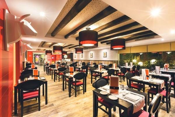 Restaurant - Hôtel Riu Bravo 4* Majorque (palma) Baleares