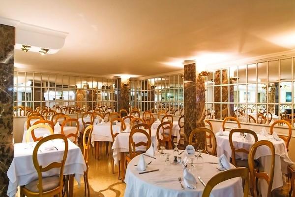 Restaurant - Hôtel Smartline La Santa Maria Playa 3* Majorque (palma) Baleares