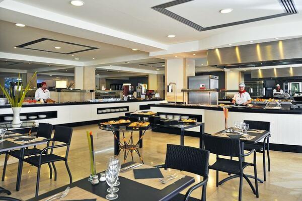 Restaurant - Hôtel Sol Barbados 4* Majorque (palma) Baleares