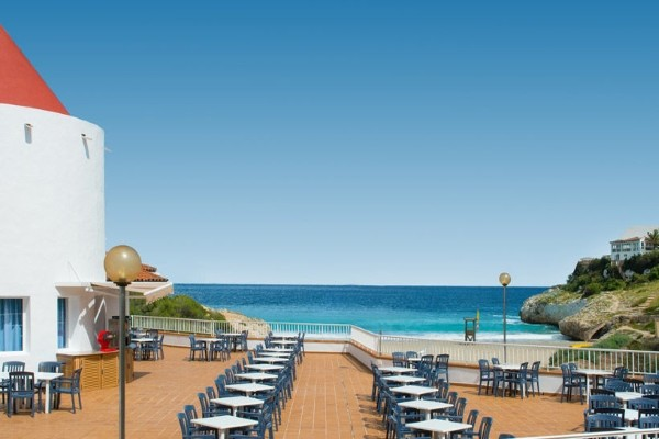 Terrasse - Club Coralia Tropicana Mallorca 3* Majorque (palma) Baleares