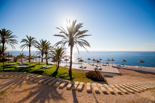 Terrasse - Maria Eugenia Premium 4* Majorque (palma) Baleares