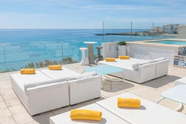 Terrasse - Hôtel Mim Mallorca 4* Majorque (palma) Baleares