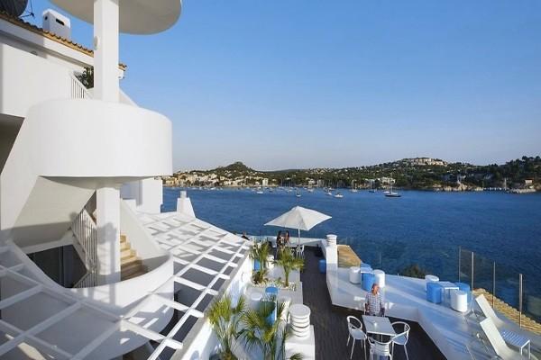 Terrasse - Hôtel Sentido Punta Del Mar 4* Majorque (palma) Baleares