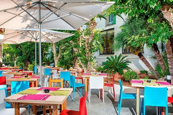 Terrasse - Hôtel Smartline La Santa Maria Playa 3* Majorque (palma) Baleares