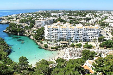 Baleares-Hôtel Barcelo Ponent Playa 3*