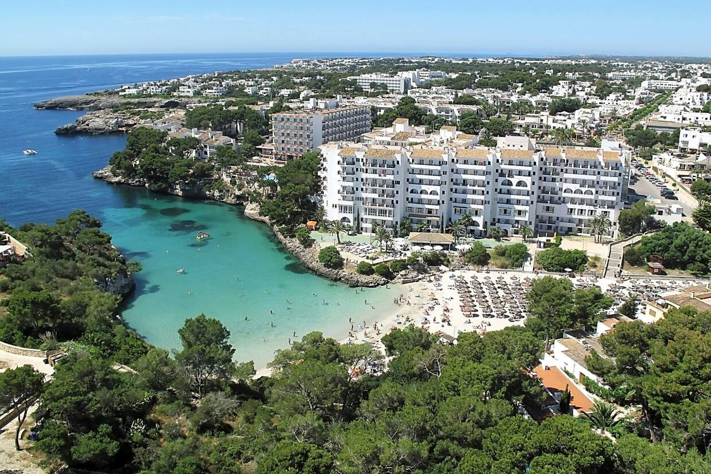Vue panoramique - Barcelo Ponent Playa 3* Majorque (palma) Baleares