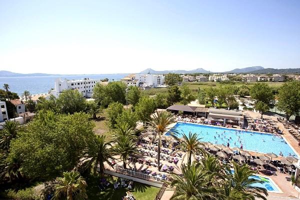 Vue panoramique - Hôtel Fergus Style Pollensa Park & Spa 4*